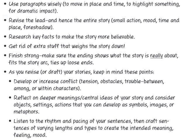 how to write dialogue for narratives